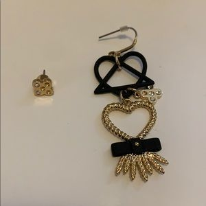 Marc  jacobs earrings (NEW)